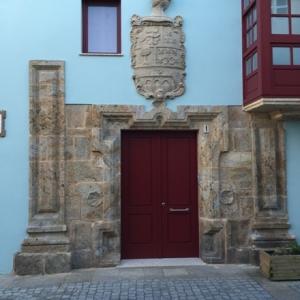 Casa Teijeira | Corcubión
