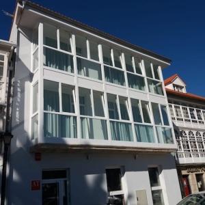 Edificio Castelao   Corcubión