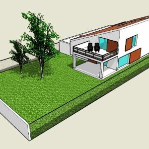 Vista 3D. Sur