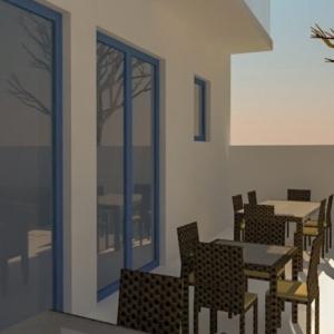 3D Terraza