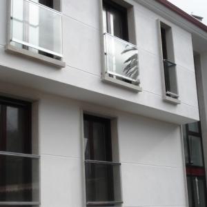 fachada posterior